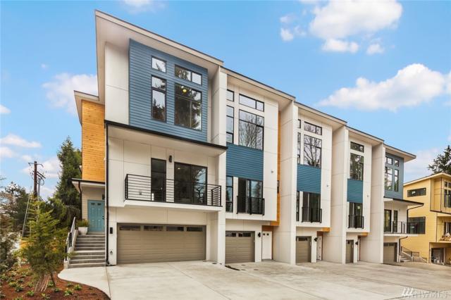 16547 NE 92 Place 6A, Redmond, WA 98052 (#1435211) :: Real Estate Solutions Group