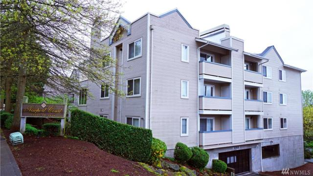 12903 SE 38th St #105, Bellevue, WA 98005 (#1435414) :: Real Estate Solutions Group