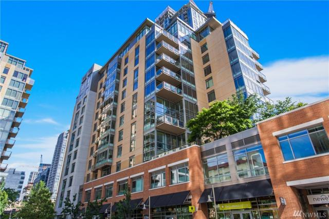 900 Lenora St #1103, Seattle, WA 98121 (#1436122) :: Real Estate Solutions Group