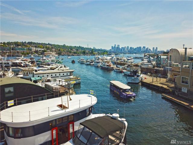2401 N Northlake Wy G4, Seattle, WA 98103 (#1436319) :: Kimberly Gartland Group