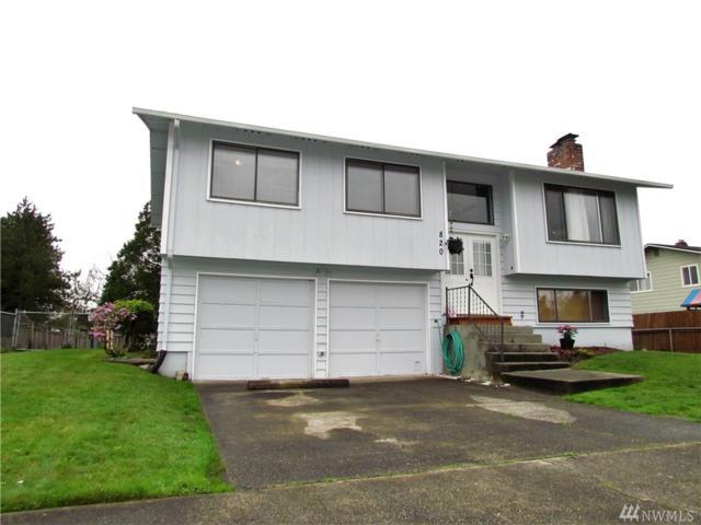 820 Wayne Dr, Centralia, WA 98531 (#1436351) :: Ben Kinney Real Estate Team