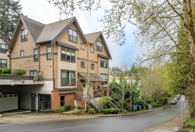 309 Bellevue Wy SE, Bellevue, WA 98004 (#1438162) :: Keller Williams Everett