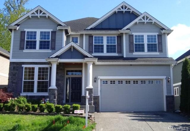 711 S 36th Place, Renton, WA 98055 (#1439287) :: Homes on the Sound