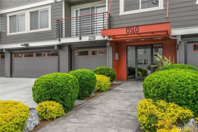 2230 NW 59th St #404, Seattle, WA 98107 (#1440675) :: Commencement Bay Brokers
