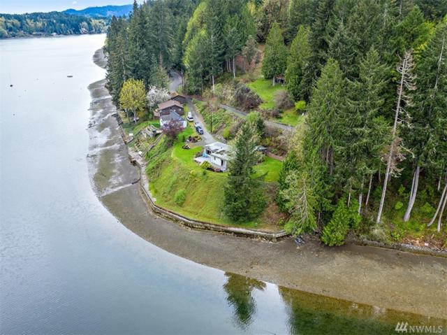 4811 Sunrise Beach Rd NW, Olympia, WA 98502 (#1441200) :: Better Properties Lacey