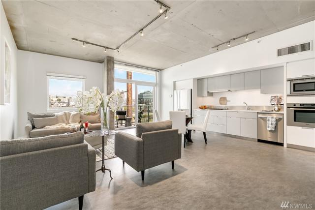 501 Roy St T308, Seattle, WA 98109 (#1441701) :: Real Estate Solutions Group