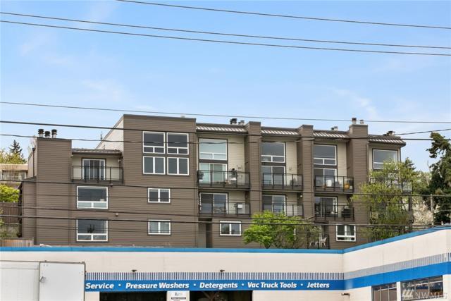 2219 14th Ave W #305, Seattle, WA 98119 (#1442548) :: McAuley Homes