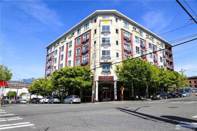 668 S Lane St #713, Seattle, WA 98104 (#1444093) :: Kimberly Gartland Group