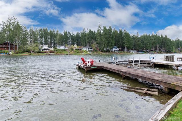 5580 E Mason Lake Dr W, Grapeview, WA 98546 (#1444151) :: Kimberly Gartland Group