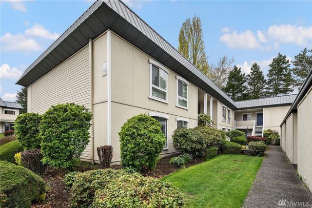1625 103rd Place NE M-1, Bellevue, WA 98004 (#1445056) :: Chris Cross Real Estate Group