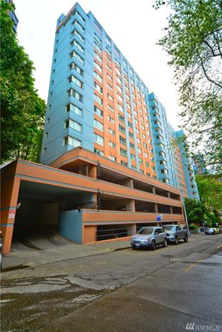 1400 Hubbell Place #806, Seattle, WA 98101 (#1445261) :: Real Estate Solutions Group