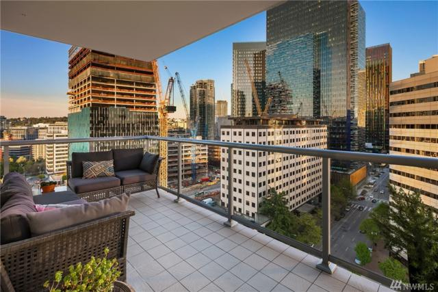 588 Bell St 1403S, Seattle, WA 98121 (#1445596) :: Homes on the Sound
