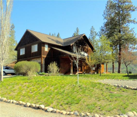 1111 State Route 20 #5, Winthrop, WA 98862 (MLS #1446959) :: Nick McLean Real Estate Group