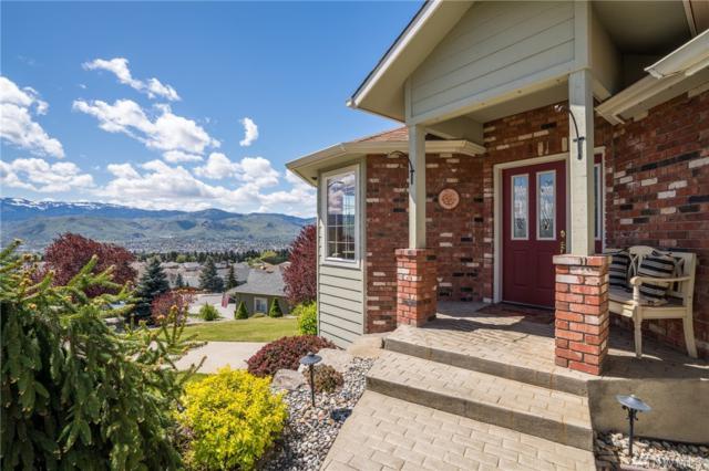 801 Briarwood Dr, East Wenatchee, WA 98802 (#1447757) :: Ben Kinney Real Estate Team