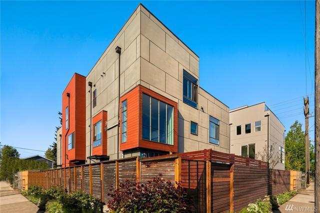 552 S Cloverdale St D, Seattle, WA 98108 (#1449826) :: Keller Williams Realty Greater Seattle