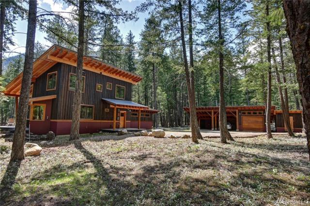 605 Lost River Rd, Mazama, WA 98833 (#1450337) :: TRI STAR Team | RE/MAX NW