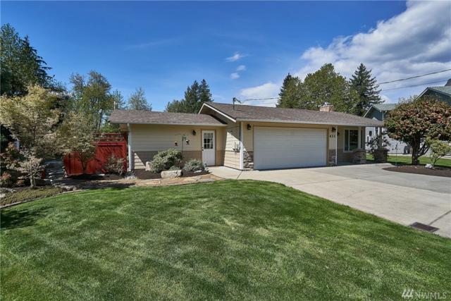 433 Taylor Place NE, North Bend, WA 98045 (#1452084) :: Platinum Real Estate Partners