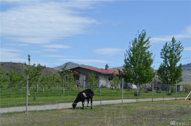 129 Big Boulder Lane, Chelan, WA 98816 (#1453407) :: Kimberly Gartland Group
