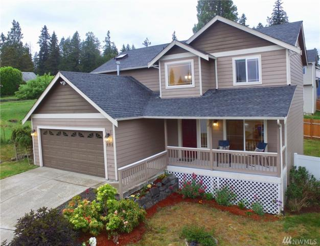 494 Flower Meadows St, Port Orchard, WA 98366 (#1453753) :: Homes on the Sound
