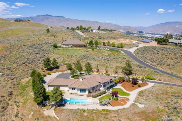 1016 Westmorland Dr, Wenatchee, WA 98801 (#1454138) :: Kimberly Gartland Group