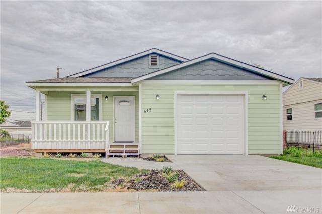612 SE 3rd Place, Soap Lake, WA 98851 (MLS #1456649) :: Nick McLean Real Estate Group