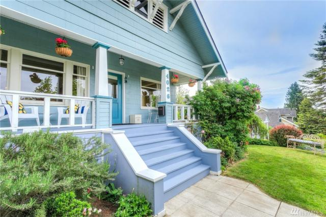 4026 41st Ave SW, Seattle, WA 98116 (#1458565) :: Homes on the Sound