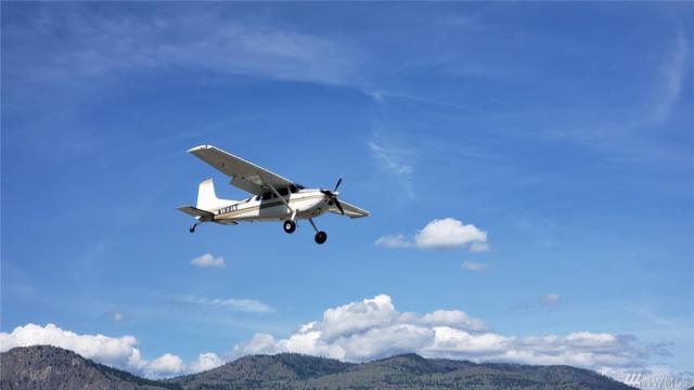 0-TBD Airport Rd, Okanogan, WA 98840 (MLS #1461120) :: Nick McLean Real Estate Group