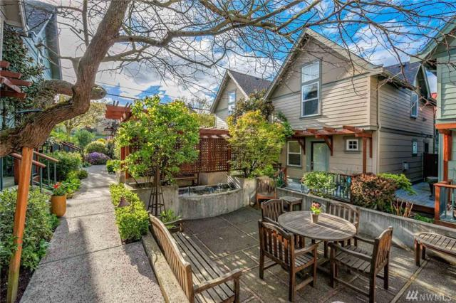 6318 5th Ave NE F, Seattle, WA 98115 (#1461440) :: Keller Williams - Shook Home Group