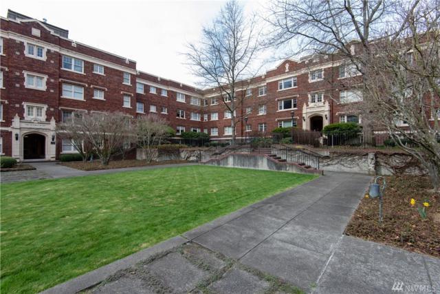 110 W Highland Drive #411, Seattle, WA 98119 (#1462435) :: Sweet Living