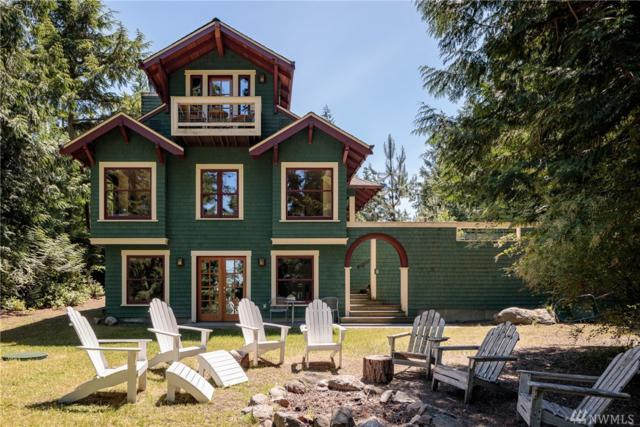 33 Coho Lane, Lopez Island, WA 98261 (#1467432) :: Platinum Real Estate Partners