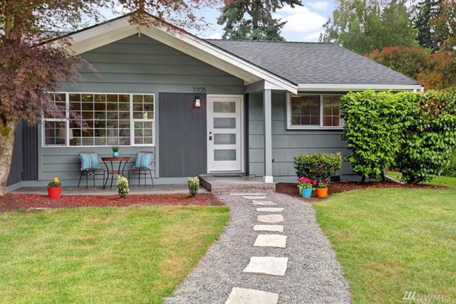 1205 N 173rd St, Shoreline, WA 98133 (#1468584) :: Real Estate Solutions Group