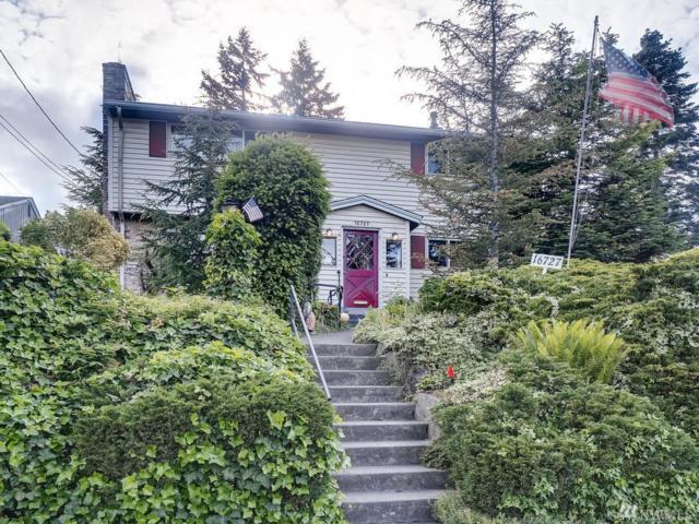 16727 Meridian Ave N, Shoreline, WA 98133 (#1470254) :: Capstone Ventures Inc