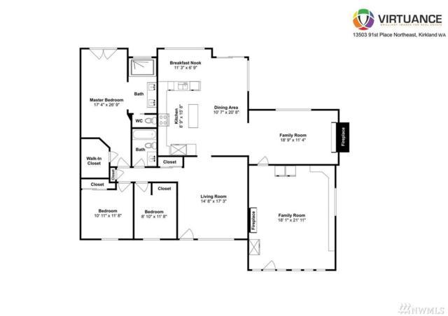 13503 91st Place NE, Kirkland, WA 98034 (#1470841) :: Keller Williams Realty