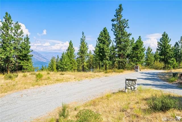 131 Bear Ridge Lane, Chelan, WA 98816 (#1472370) :: Ben Kinney Real Estate Team