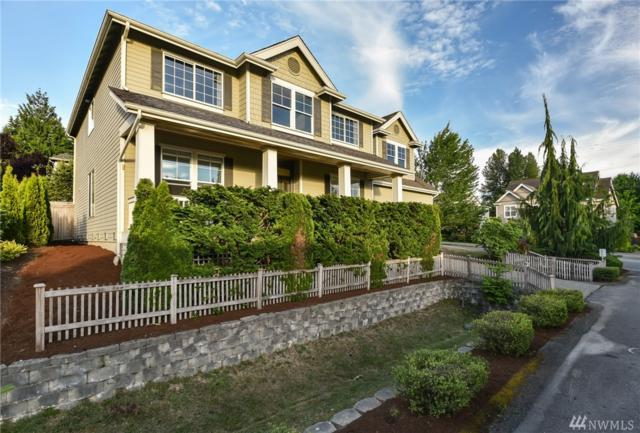 11208 SE 64th St, Bellevue, WA 98006 (#1475035) :: Real Estate Solutions Group