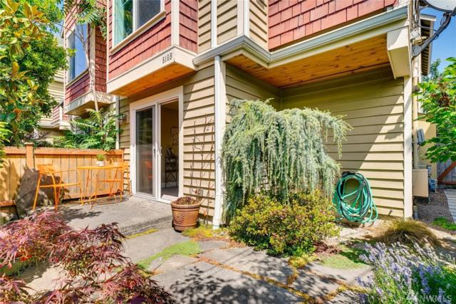 510 N 46th St B, Seattle, WA 98103 (#1475141) :: Real Estate Solutions Group