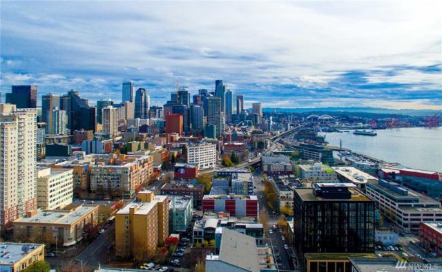 76 Cedar St #322, Seattle, WA 98121 (#1475311) :: Better Properties Lacey