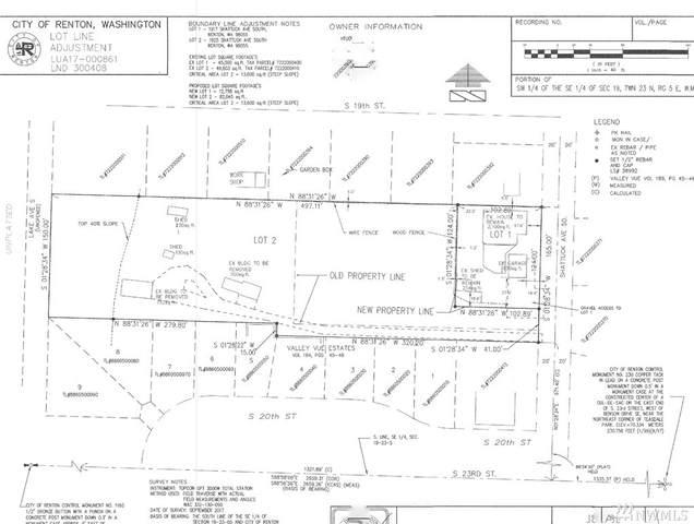 1925 Shattuck Avenue S, Renton, WA 98055 (#1475701) :: Pacific Partners @ Greene Realty