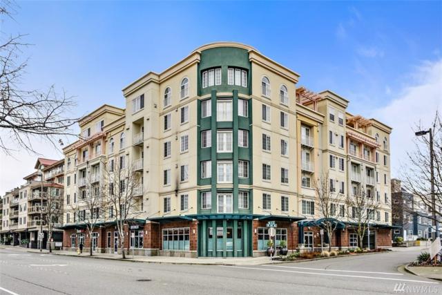 11004 NE 11th St #404, Bellevue, WA 98004 (#1475892) :: Keller Williams Realty Greater Seattle