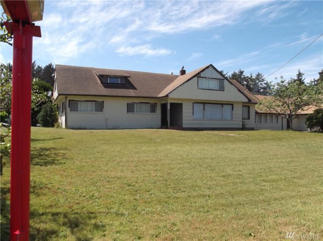 931 S Forrest, Westport, WA 98595 (#1477521) :: Ben Kinney Real Estate Team