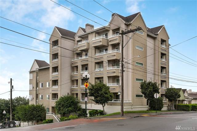 1 Broadway #213, Tacoma, WA 98402 (#1477854) :: Commencement Bay Brokers