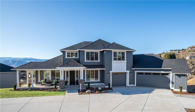 229 Burch Hollow Lane, Wenatchee, WA 98801 (#1478110) :: The Kendra Todd Group at Keller Williams