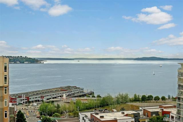2821 2nd Ave #1002, Seattle, WA 98121 (#1480658) :: The Kendra Todd Group at Keller Williams