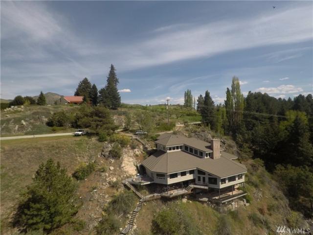 895 Greens Landing Rd, Manson, WA 98831 (#1482567) :: Alchemy Real Estate