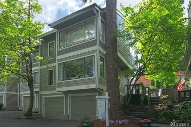 1627 107th Ave SE, Bellevue, WA 98004 (#1485198) :: Pickett Street Properties