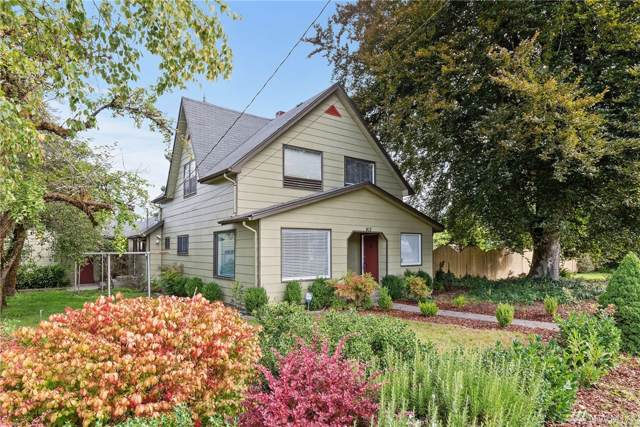 413 W Harris, Oakville, WA 98568 (#1485407) :: Record Real Estate