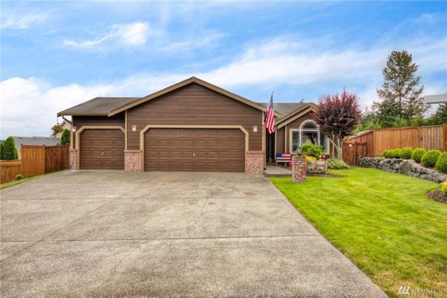 8610 194th St Ct E, Spanaway, WA 98387 (#1485560) :: Platinum Real Estate Partners