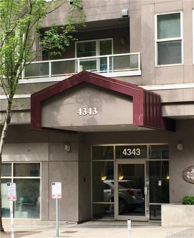 4343 Roosevelt Wy NE #303, Seattle, WA 98105 (#1487087) :: Record Real Estate