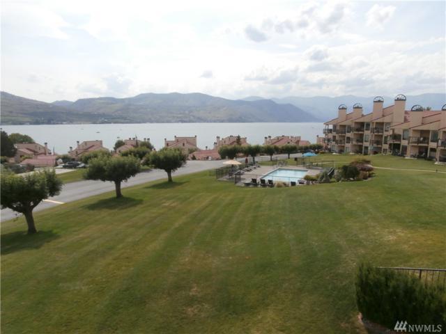 100 Lake Chelan Shores Dr 15-8A, Chelan, WA 98816 (MLS #1487580) :: Nick McLean Real Estate Group