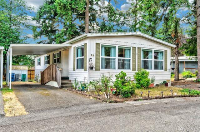 18425 NE 95th St #17, Redmond, WA 98052 (#1488645) :: Keller Williams Western Realty